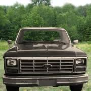 1986 Ford Half Truck
