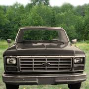 1986 Ford Half Truck