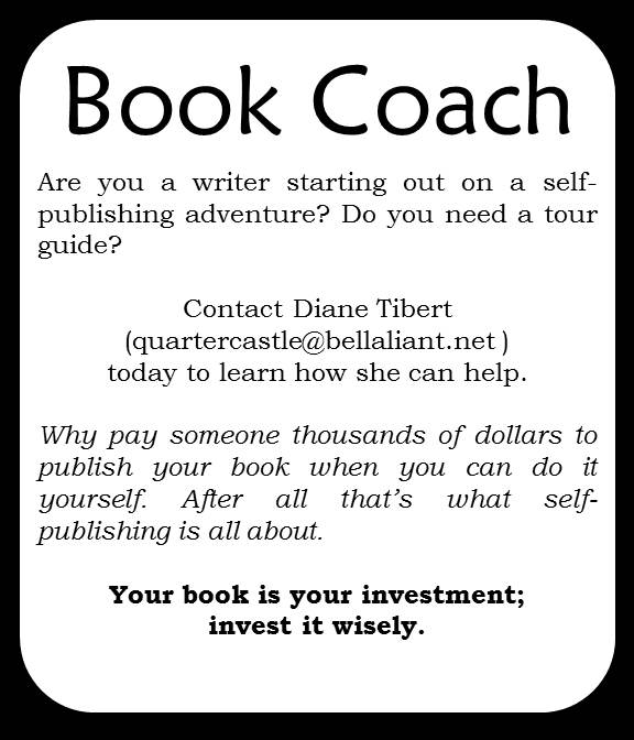 Book coach diane tibert book coach ad solutioingenieria Gallery