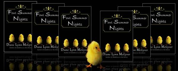 Fowl Summer Nights Banner