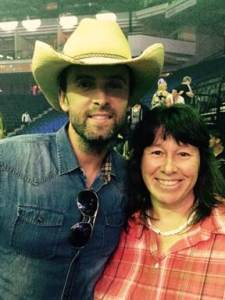 Tibert, Diane and Dean Brody 2015 09 13 CCMA Halifax JPEG