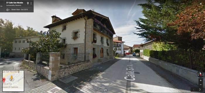 Larrasoaña, Spain