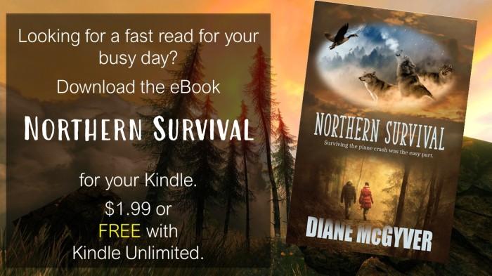 Northern Survival novel