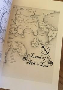 Fantasy Map Lulu